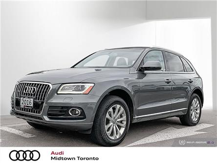 2016 Audi Q5 2.0T Progressiv (Stk: P8326) in Toronto - Image 1 of 24
