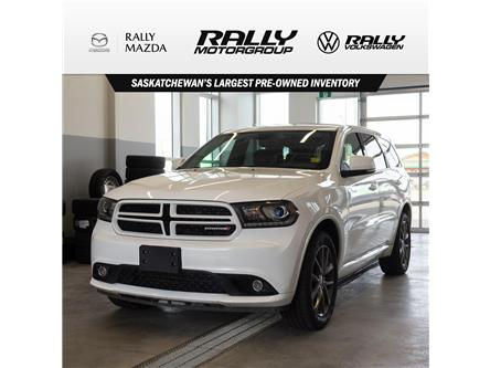 2018 Dodge Durango GT (Stk: V953A) in Prince Albert - Image 1 of 16