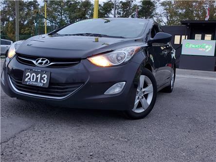 2013 Hyundai Elantra GLS (Stk: 5503) in Mississauga - Image 1 of 28