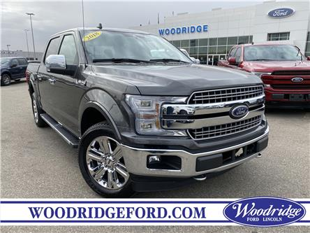 2018 Ford F-150 Lariat (Stk: L-1244A) in Calgary - Image 1 of 22
