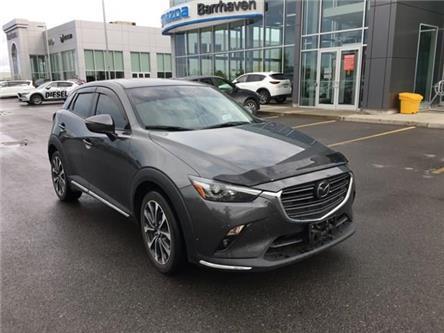 2019 Mazda CX-3 GT (Stk: 2786A) in Ottawa - Image 1 of 26