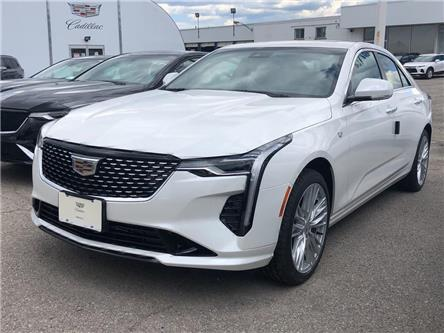 2020 Cadillac CT4 Premium Luxury (Stk: 141325) in Markham - Image 1 of 5