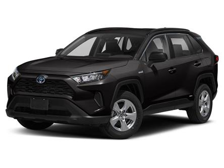 2021 Toyota RAV4 LE (Stk: N18220) in Goderich - Image 1 of 9