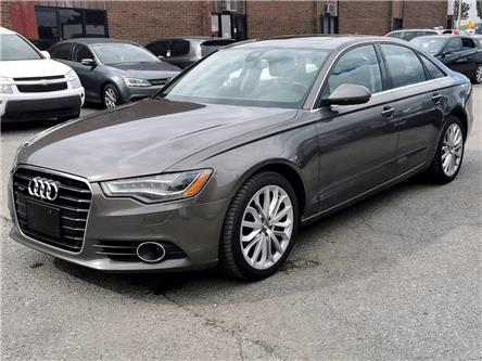 2014 Audi A6 3.0 Technik (Stk: A051976) in Kitchener - Image 1 of 27