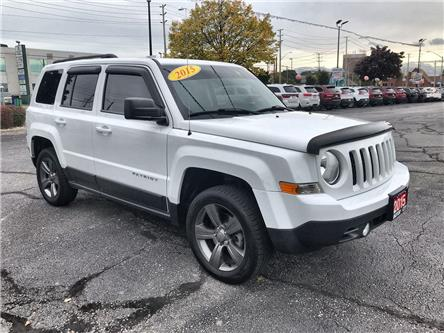 2015 Jeep Patriot Sport/North (Stk: 2853A) in Windsor - Image 1 of 12