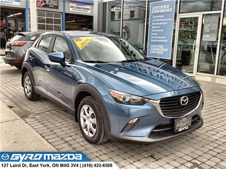 2018 Mazda CX-3 GX (Stk: 30118) in East York - Image 1 of 28