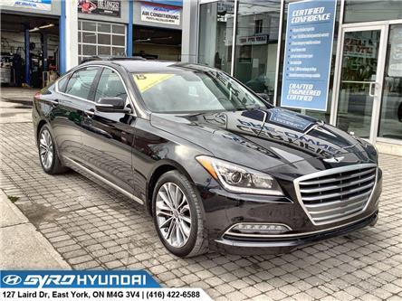 2015 Hyundai Genesis 3.8 Premium (Stk: H6066) in Toronto - Image 1 of 29
