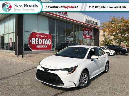 2021 Toyota Corolla LE (Stk: 35587) in Newmarket - Image 1 of 21