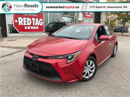 2021 Toyota Corolla LE (Stk: 35588) in Newmarket - Image 1 of 21