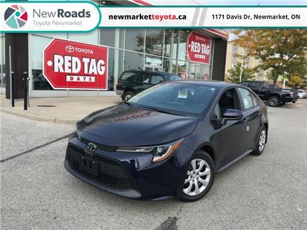 2021 Toyota Corolla LE (Stk: 35580) in Newmarket - Image 1 of 21