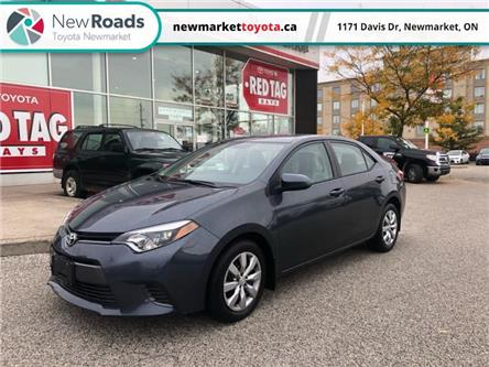 2015 Toyota Corolla LE (Stk: 347611) in Newmarket - Image 1 of 23