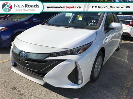 2021 Toyota Prius Prime Base (Stk: 35697) in Newmarket - Image 1 of 8