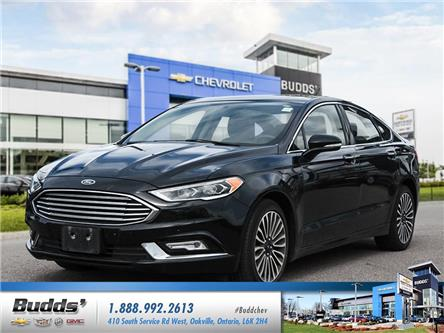 2017 Ford Fusion SE (Stk: XT8089LA) in Oakville - Image 1 of 25