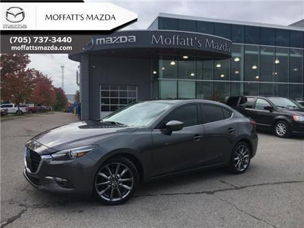 2018 Mazda Mazda3 GT (Stk: 28605) in Barrie - Image 1 of 24