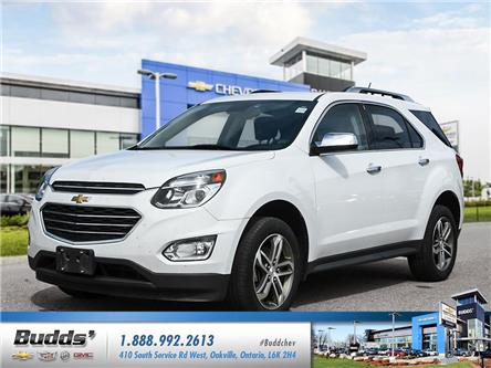 2016 Chevrolet Equinox LTZ (Stk: TE0042PA) in Oakville - Image 1 of 25