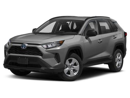 2021 Toyota RAV4 LE (Stk: N2137) in Timmins - Image 1 of 9