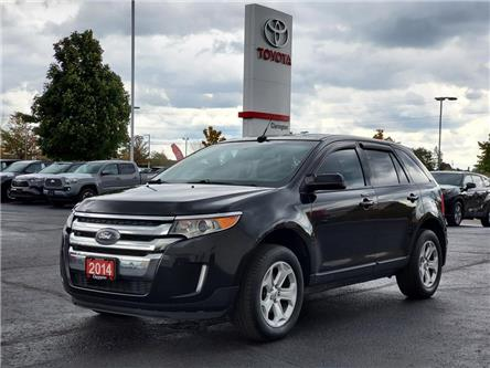 2014 Ford Edge SEL (Stk: 21059A) in Bowmanville - Image 1 of 26