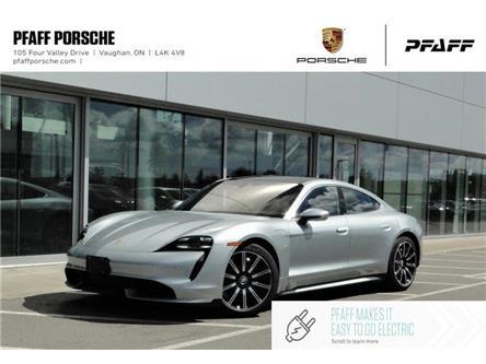 2020 Porsche Taycan Turbo (Stk: P15711) in Vaughan - Image 1 of 22