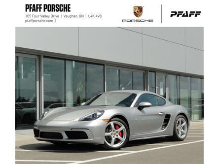 2020 Porsche 718 Cayman S PDK (Stk: P15836) in Vaughan - Image 1 of 21
