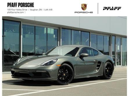 2020 Porsche 718 Cayman  (Stk: P15838) in Vaughan - Image 1 of 22