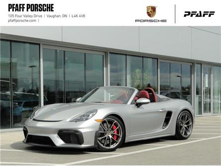 2020 Porsche 718 Spyder  (Stk: P16133) in Vaughan - Image 1 of 22