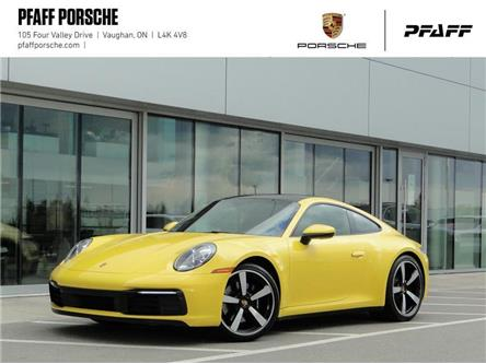 2020 Porsche 911 Carrera 4S Coupe (992) (Stk: PD16079) in Vaughan - Image 1 of 21