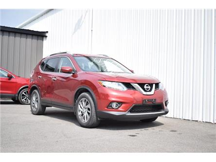 2014 Nissan Rogue SL (Stk: NCP1868ABB) in Kingston - Image 1 of 27