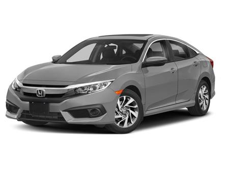 2018 Honda Civic EX (Stk: 20073A) in Fort St. John - Image 1 of 9