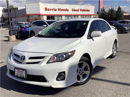 2013 Toyota Corolla S (Stk: U13683) in Barrie - Image 1 of 21