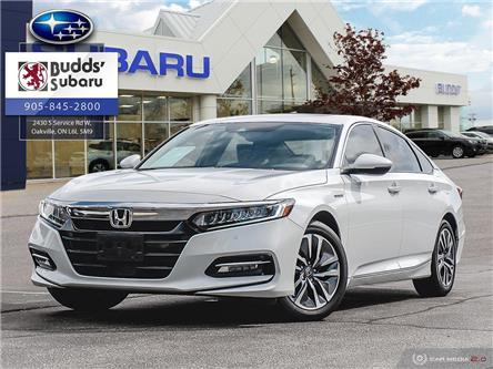 2019 Honda Accord Hybrid Touring (Stk: O20192A) in Oakville - Image 1 of 28