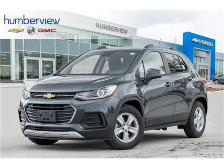 2021 Chevrolet Trax LT (Stk: 21TX004) in Toronto - Image 1 of 20