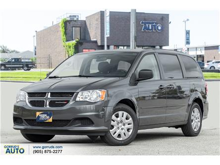 2016 Dodge Grand Caravan SE/SXT (Stk: 390074) in Milton - Image 1 of 18
