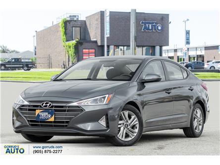 2019 Hyundai Elantra Preferred (Stk: 853061) in Milton - Image 1 of 20