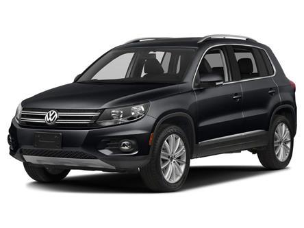 2017 Volkswagen Tiguan Wolfsburg Edition (Stk: P7571) in Toronto - Image 1 of 10