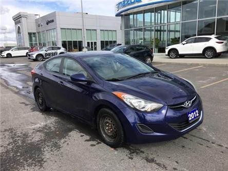 2012 Hyundai Elantra GL (Stk: 2844A) in Ottawa - Image 1 of 13