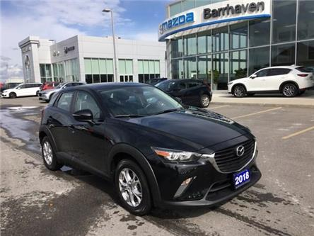 2018 Mazda CX-3 GS (Stk: BHM239) in Ottawa - Image 1 of 25