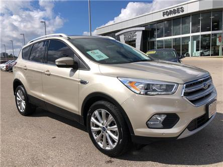 2017 Ford Escape Titanium (Stk: D61869) in Waterloo - Image 1 of 29