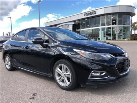 2018 Chevrolet Cruze LT Manual (Stk: 120383) in Waterloo - Image 1 of 30