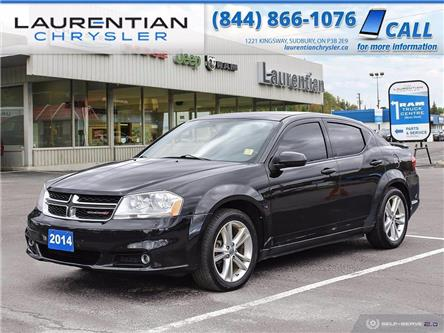 2014 Dodge Avenger SXT (Stk: 19760B) in Sudbury - Image 1 of 24