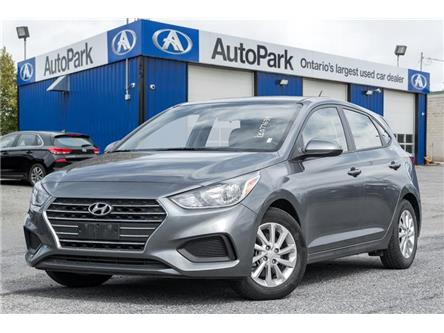 2019 Hyundai Accent Preferred (Stk: 19-77639R) in Georgetown - Image 1 of 18