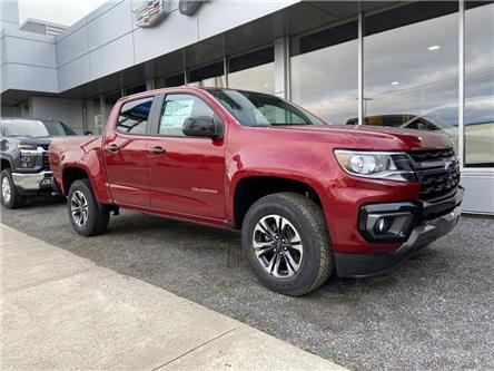 2021 Chevrolet Colorado Z71 (Stk: M013) in Thunder Bay - Image 1 of 15
