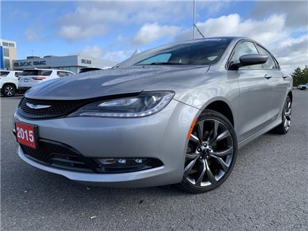 2015 Chrysler 200 S (Stk: 548449) in Carleton Place - Image 1 of 18