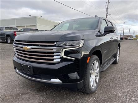2021 Chevrolet Tahoe High Country (Stk: M015) in Thunder Bay - Image 1 of 21