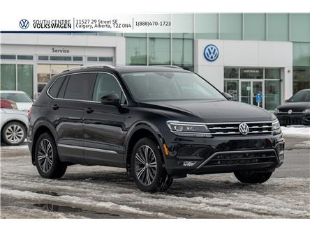2020 Volkswagen Tiguan Highline (Stk: 00197) in Calgary - Image 1 of 45