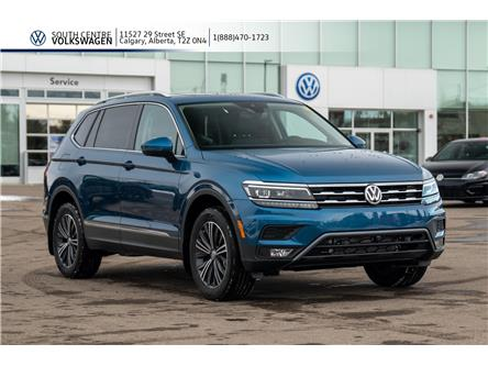 2020 Volkswagen Tiguan Highline (Stk: 00204) in Calgary - Image 1 of 44