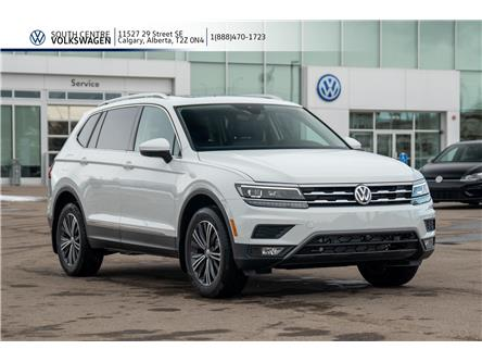 2020 Volkswagen Tiguan Highline (Stk: 00207) in Calgary - Image 1 of 46