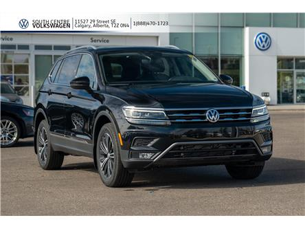 2020 Volkswagen Tiguan Highline (Stk: 00209) in Calgary - Image 1 of 46