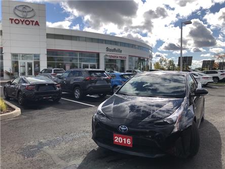 2016 Toyota Prius Base (Stk: P2308) in Whitchurch-Stouffville - Image 1 of 17