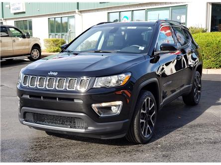 2019 Jeep Compass Limited (Stk: 10878) in Lower Sackville - Image 1 of 21