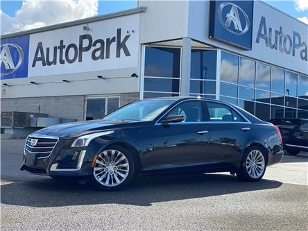 2016 Cadillac CTS 3.6L Luxury Collection (Stk: 16-18561JB) in Barrie - Image 1 of 31